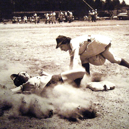 AAGPBL History:  The