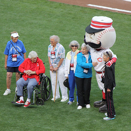 AAGPBL 75th Anniversary Reunion