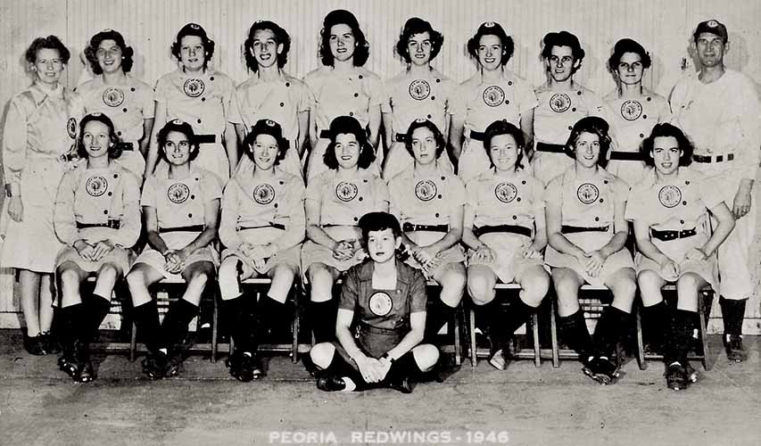 1946 Peoria Redwings