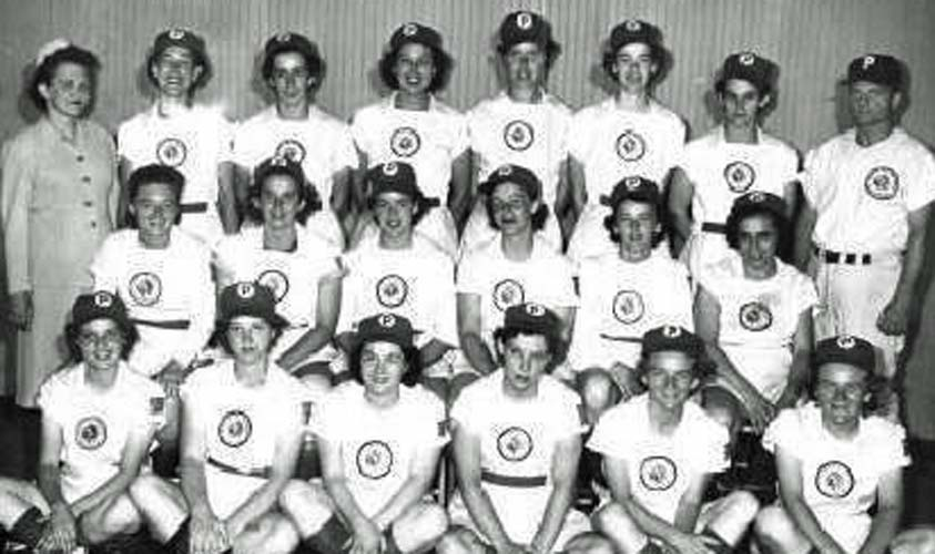 1949 Peoria Redwings