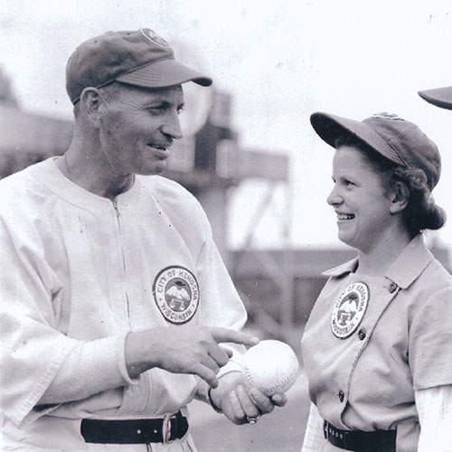 AAGPBL History:  Memories of the AAGPBL in 1943