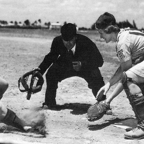 AAGPBL Umpires