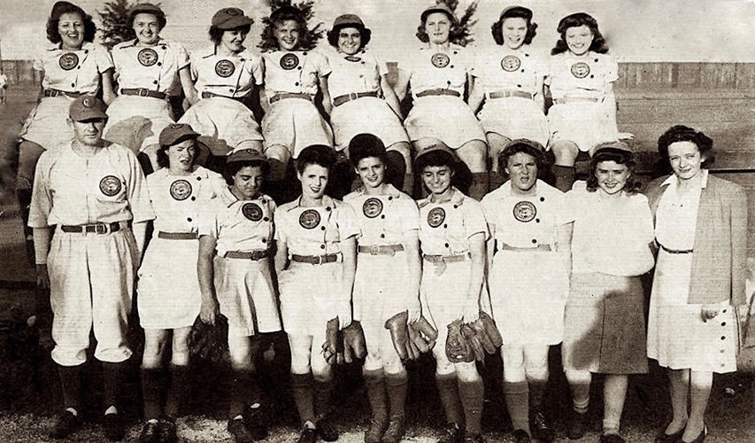1944 Minneapolis Millerettes